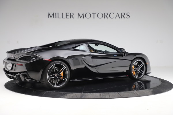 Used 2017 McLaren 570S Coupe for sale $161,900 at Rolls-Royce Motor Cars Greenwich in Greenwich CT 06830 7