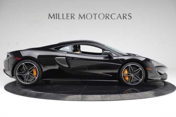 Used 2017 McLaren 570S Coupe for sale Sold at Rolls-Royce Motor Cars Greenwich in Greenwich CT 06830 8