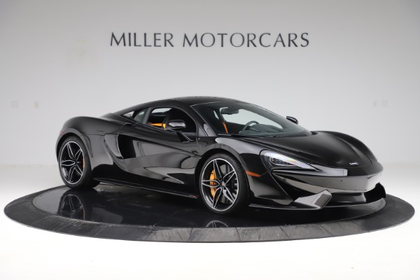 Used 2017 McLaren 570S Coupe for sale Sold at Rolls-Royce Motor Cars Greenwich in Greenwich CT 06830 9