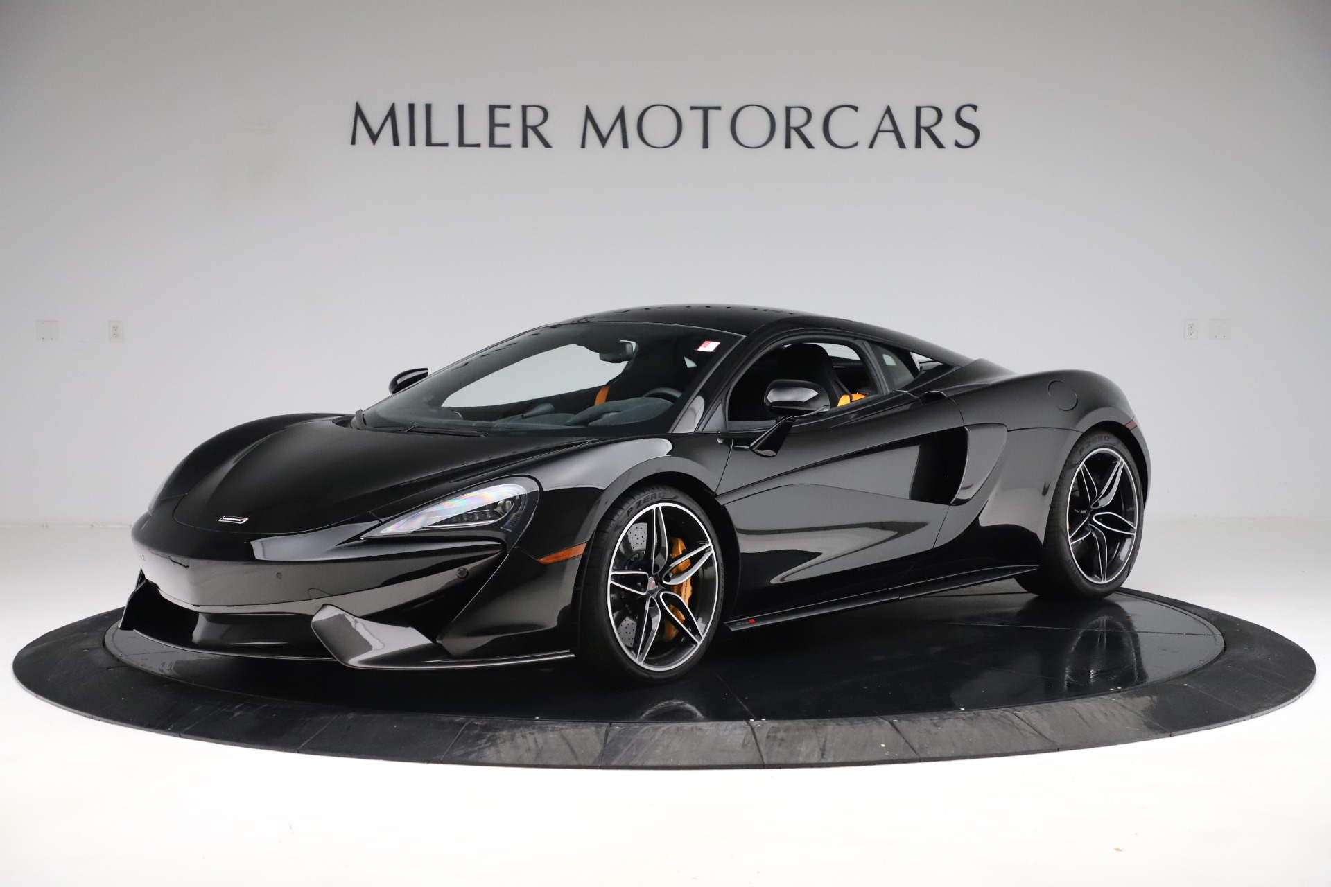 Used 2017 McLaren 570S Coupe for sale $161,900 at Rolls-Royce Motor Cars Greenwich in Greenwich CT 06830 1