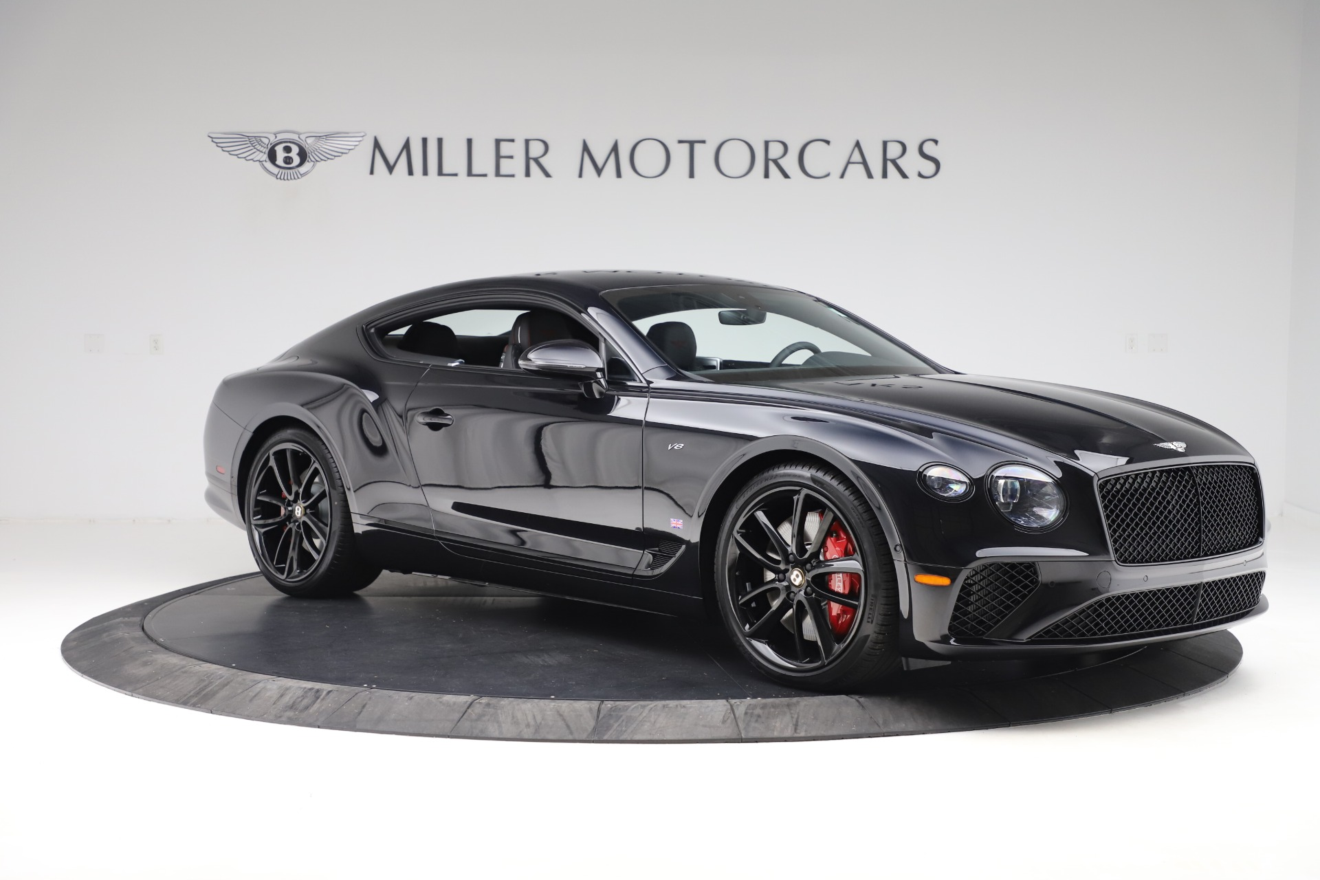 Pre Owned 2020 Bentley Continental Gt V8 For Sale Special Pricing Rolls Royce Motor Cars Greenwich Stock R531a