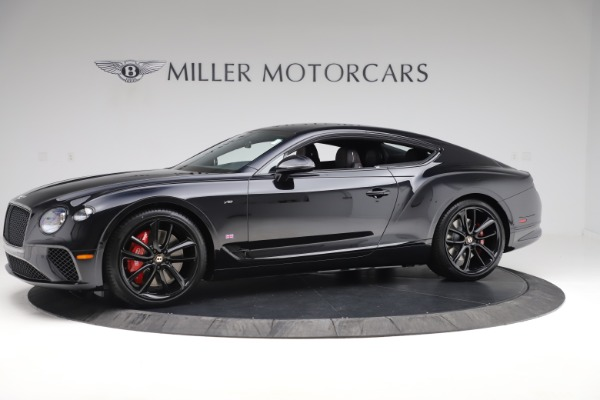 Used 2020 Bentley Continental GT V8 for sale Sold at Rolls-Royce Motor Cars Greenwich in Greenwich CT 06830 2