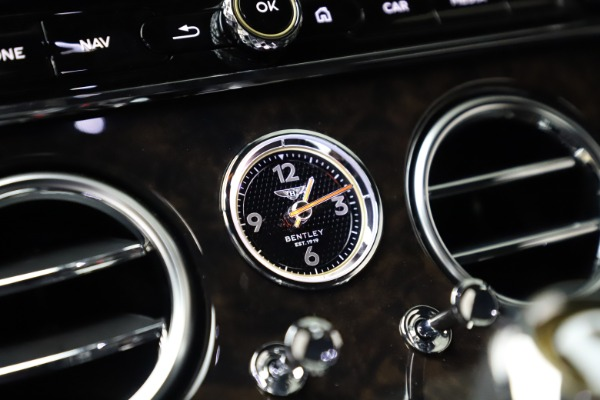 Used 2020 Bentley Continental GT V8 for sale Sold at Rolls-Royce Motor Cars Greenwich in Greenwich CT 06830 23