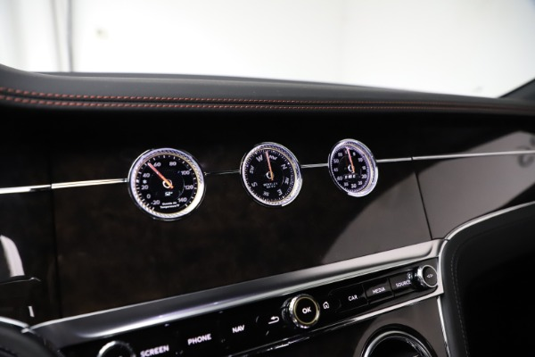 Used 2020 Bentley Continental GT V8 for sale Sold at Rolls-Royce Motor Cars Greenwich in Greenwich CT 06830 27