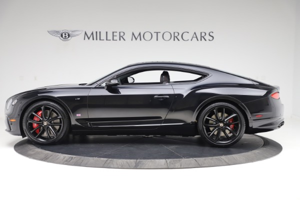 Used 2020 Bentley Continental GT V8 for sale Sold at Rolls-Royce Motor Cars Greenwich in Greenwich CT 06830 3