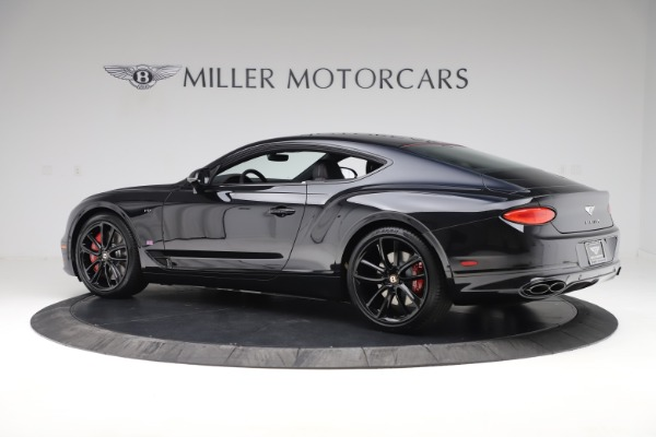 Used 2020 Bentley Continental GT V8 for sale Sold at Rolls-Royce Motor Cars Greenwich in Greenwich CT 06830 4