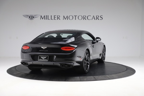 Used 2020 Bentley Continental GT V8 for sale Sold at Rolls-Royce Motor Cars Greenwich in Greenwich CT 06830 7