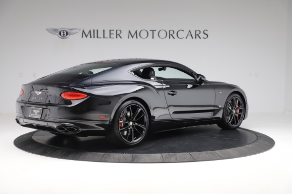 Used 2020 Bentley Continental GT V8 for sale Sold at Rolls-Royce Motor Cars Greenwich in Greenwich CT 06830 8