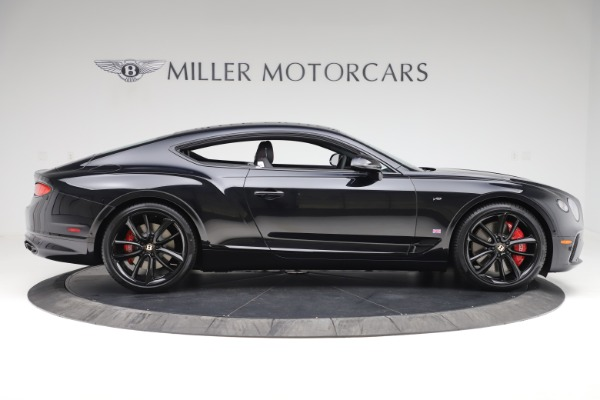 Used 2020 Bentley Continental GT V8 for sale Sold at Rolls-Royce Motor Cars Greenwich in Greenwich CT 06830 9