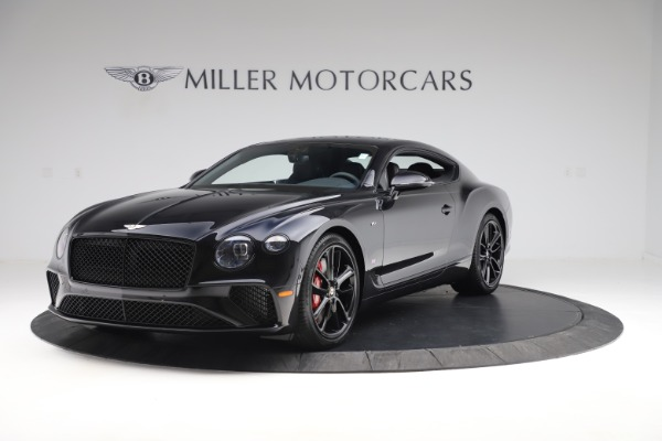 Used 2020 Bentley Continental GT V8 for sale Sold at Rolls-Royce Motor Cars Greenwich in Greenwich CT 06830 1