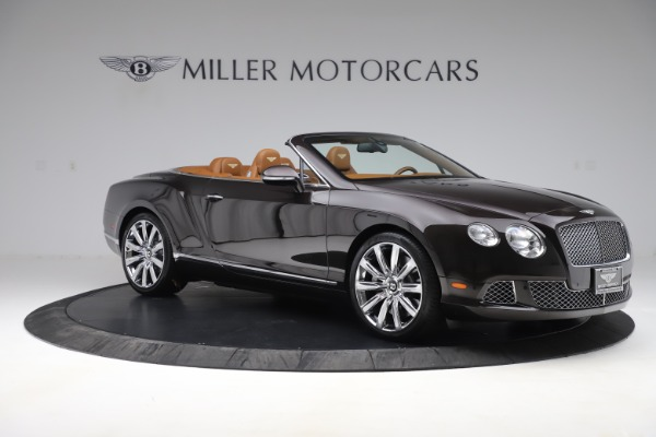 Used 2013 Bentley Continental GT W12 for sale Sold at Rolls-Royce Motor Cars Greenwich in Greenwich CT 06830 10