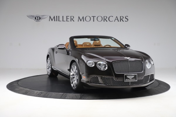 Used 2013 Bentley Continental GT W12 for sale Sold at Rolls-Royce Motor Cars Greenwich in Greenwich CT 06830 11