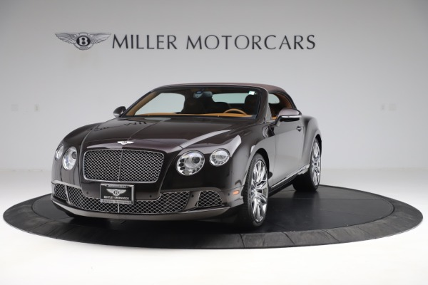Used 2013 Bentley Continental GT W12 for sale Sold at Rolls-Royce Motor Cars Greenwich in Greenwich CT 06830 13