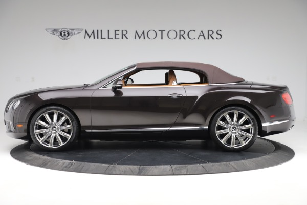 Used 2013 Bentley Continental GT W12 for sale Sold at Rolls-Royce Motor Cars Greenwich in Greenwich CT 06830 14