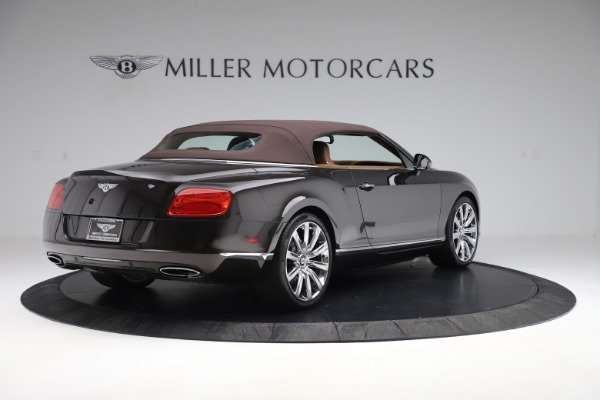 Used 2013 Bentley Continental GT W12 for sale Sold at Rolls-Royce Motor Cars Greenwich in Greenwich CT 06830 16