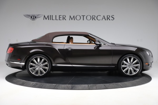 Used 2013 Bentley Continental GT W12 for sale Sold at Rolls-Royce Motor Cars Greenwich in Greenwich CT 06830 17