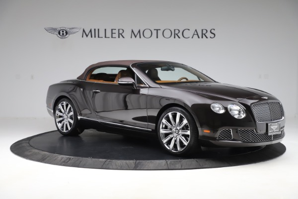Used 2013 Bentley Continental GT W12 for sale Sold at Rolls-Royce Motor Cars Greenwich in Greenwich CT 06830 18