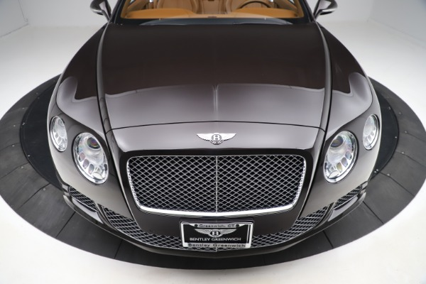Used 2013 Bentley Continental GT W12 for sale Sold at Rolls-Royce Motor Cars Greenwich in Greenwich CT 06830 19
