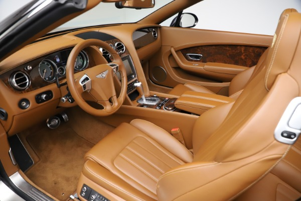 Used 2013 Bentley Continental GT W12 for sale Sold at Rolls-Royce Motor Cars Greenwich in Greenwich CT 06830 23