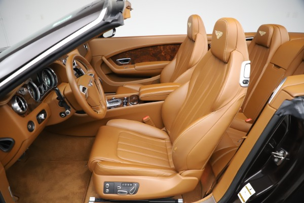 Used 2013 Bentley Continental GT W12 for sale Sold at Rolls-Royce Motor Cars Greenwich in Greenwich CT 06830 24