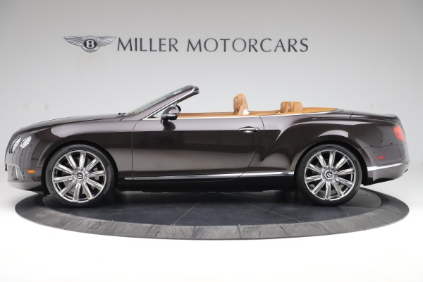 Used 2013 Bentley Continental GT W12 for sale Sold at Rolls-Royce Motor Cars Greenwich in Greenwich CT 06830 3