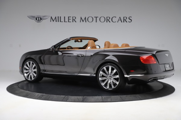 Used 2013 Bentley Continental GT W12 for sale Sold at Rolls-Royce Motor Cars Greenwich in Greenwich CT 06830 4
