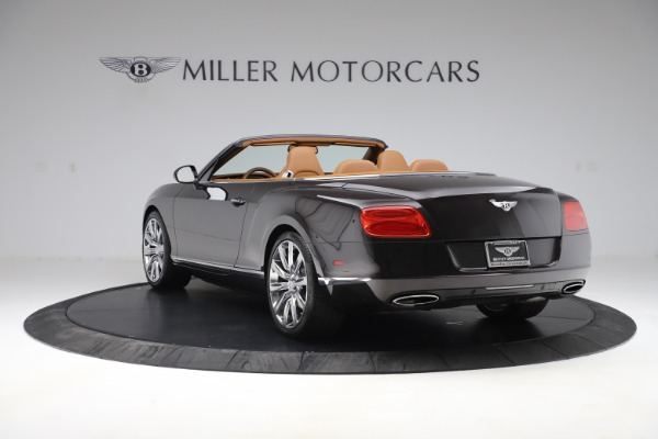 Used 2013 Bentley Continental GT W12 for sale Sold at Rolls-Royce Motor Cars Greenwich in Greenwich CT 06830 5