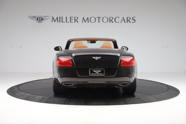 Used 2013 Bentley Continental GT W12 for sale Sold at Rolls-Royce Motor Cars Greenwich in Greenwich CT 06830 6