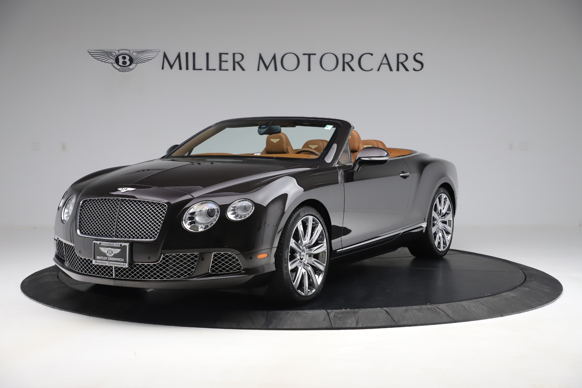 Used 2013 Bentley Continental GT W12 for sale Sold at Rolls-Royce Motor Cars Greenwich in Greenwich CT 06830 1