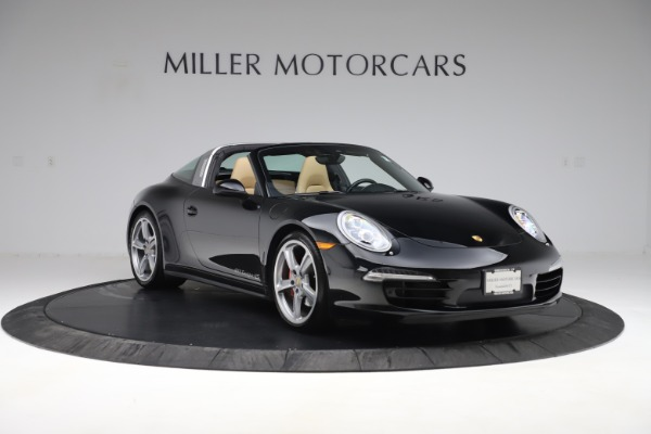 Used 2016 Porsche 911 Targa 4S for sale Sold at Rolls-Royce Motor Cars Greenwich in Greenwich CT 06830 12