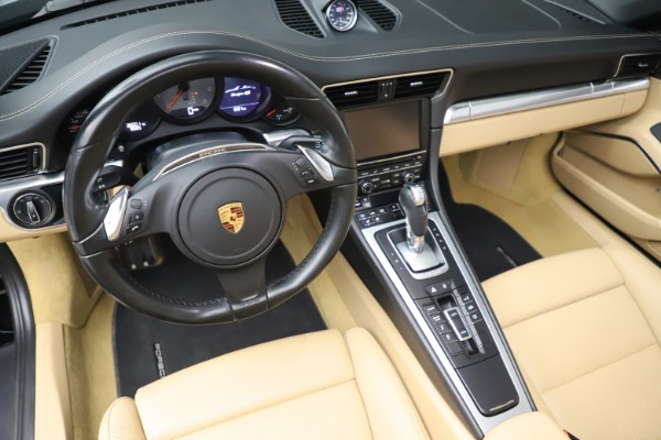 Used 2016 Porsche 911 Targa 4S for sale Sold at Rolls-Royce Motor Cars Greenwich in Greenwich CT 06830 17