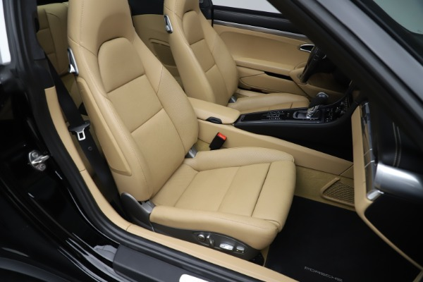 Used 2016 Porsche 911 Targa 4S for sale Sold at Rolls-Royce Motor Cars Greenwich in Greenwich CT 06830 20