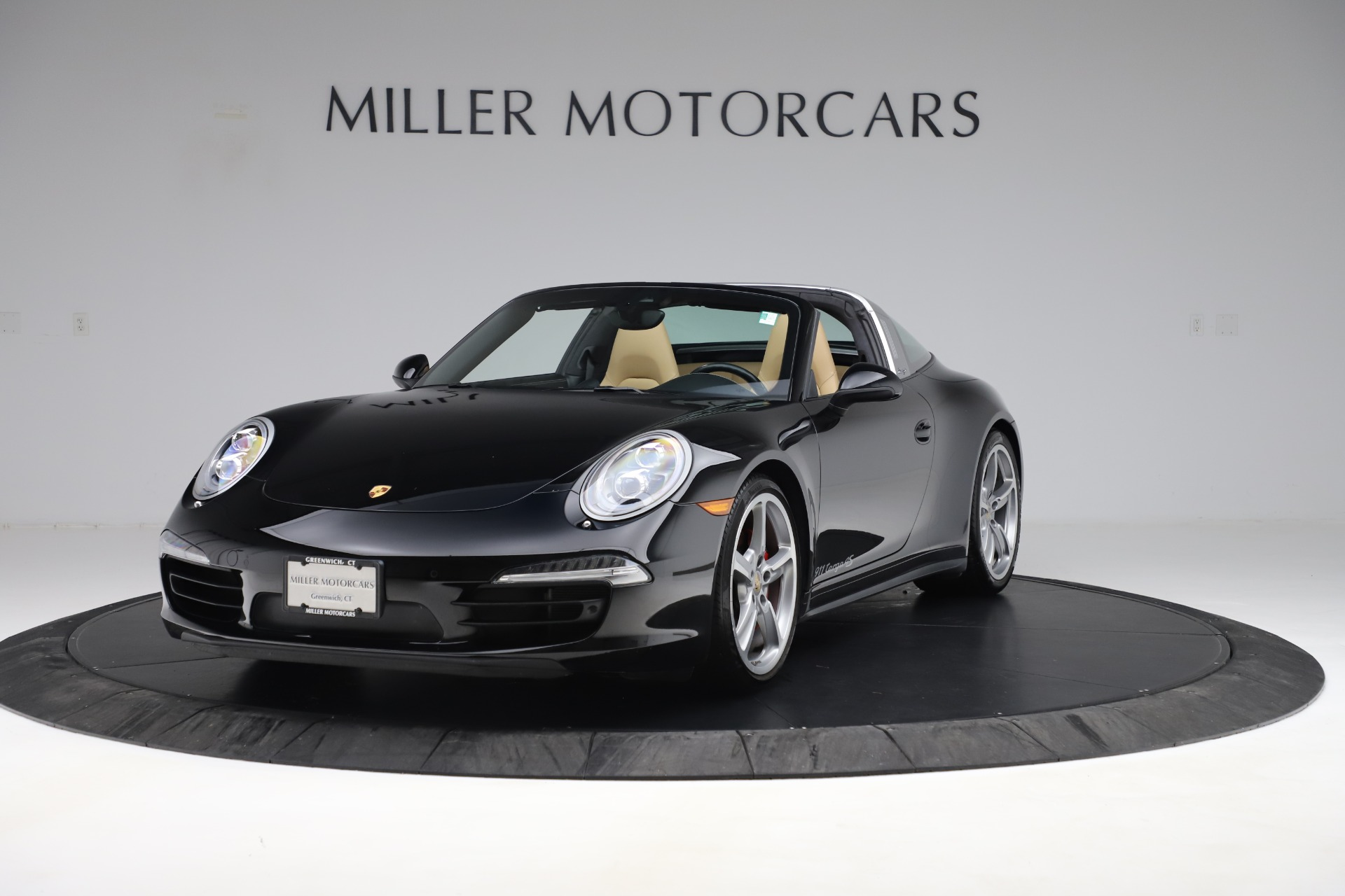Used 2016 Porsche 911 Targa 4S for sale Sold at Rolls-Royce Motor Cars Greenwich in Greenwich CT 06830 1