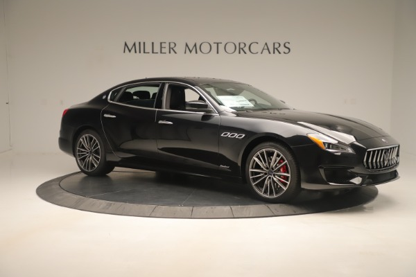 New 2019 Maserati Quattroporte S Q4 GranSport for sale $130,855 at Rolls-Royce Motor Cars Greenwich in Greenwich CT 06830 10