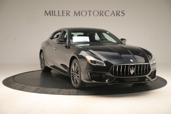 New 2019 Maserati Quattroporte S Q4 GranSport for sale Sold at Rolls-Royce Motor Cars Greenwich in Greenwich CT 06830 11