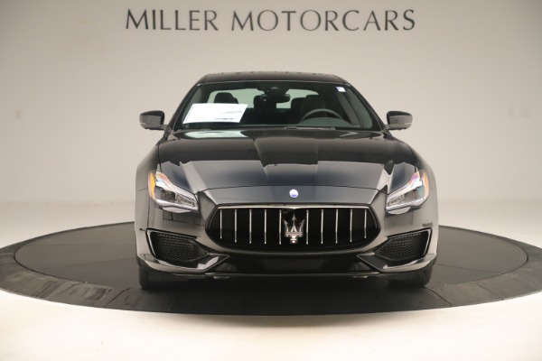 New 2019 Maserati Quattroporte S Q4 GranSport for sale Sold at Rolls-Royce Motor Cars Greenwich in Greenwich CT 06830 12