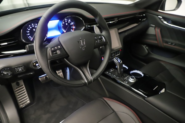New 2019 Maserati Quattroporte S Q4 GranSport for sale Sold at Rolls-Royce Motor Cars Greenwich in Greenwich CT 06830 13