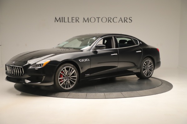 New 2019 Maserati Quattroporte S Q4 GranSport for sale $130,855 at Rolls-Royce Motor Cars Greenwich in Greenwich CT 06830 2