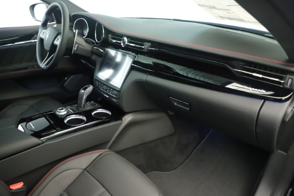 New 2019 Maserati Quattroporte S Q4 GranSport for sale Sold at Rolls-Royce Motor Cars Greenwich in Greenwich CT 06830 22