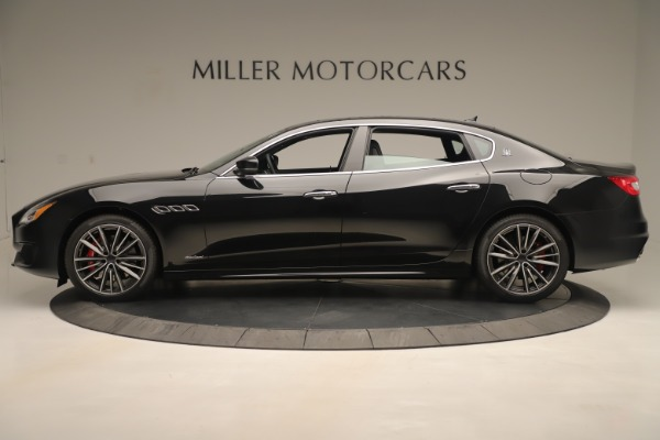 New 2019 Maserati Quattroporte S Q4 GranSport for sale Sold at Rolls-Royce Motor Cars Greenwich in Greenwich CT 06830 3