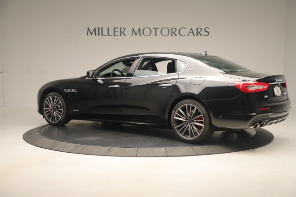 New 2019 Maserati Quattroporte S Q4 GranSport for sale $130,855 at Rolls-Royce Motor Cars Greenwich in Greenwich CT 06830 4