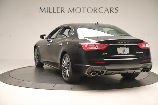 New 2019 Maserati Quattroporte S Q4 GranSport for sale $130,855 at Rolls-Royce Motor Cars Greenwich in Greenwich CT 06830 5