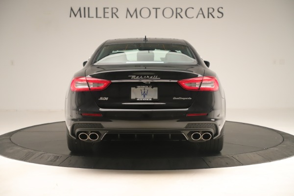 New 2019 Maserati Quattroporte S Q4 GranSport for sale Sold at Rolls-Royce Motor Cars Greenwich in Greenwich CT 06830 6