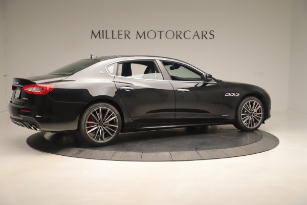 New 2019 Maserati Quattroporte S Q4 GranSport for sale Sold at Rolls-Royce Motor Cars Greenwich in Greenwich CT 06830 8