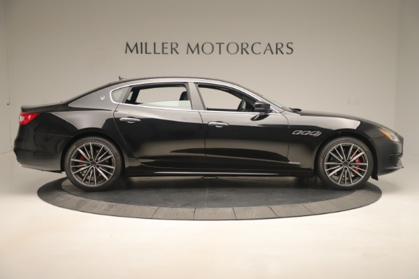 New 2019 Maserati Quattroporte S Q4 GranSport for sale $130,855 at Rolls-Royce Motor Cars Greenwich in Greenwich CT 06830 9