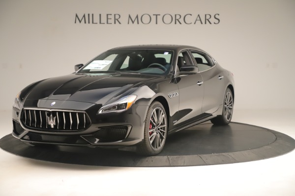 New 2019 Maserati Quattroporte S Q4 GranSport for sale $130,855 at Rolls-Royce Motor Cars Greenwich in Greenwich CT 06830 1