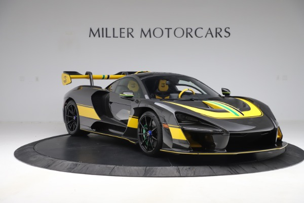 Used 2019 McLaren Senna for sale Sold at Rolls-Royce Motor Cars Greenwich in Greenwich CT 06830 10