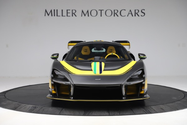Used 2019 McLaren Senna for sale Sold at Rolls-Royce Motor Cars Greenwich in Greenwich CT 06830 11