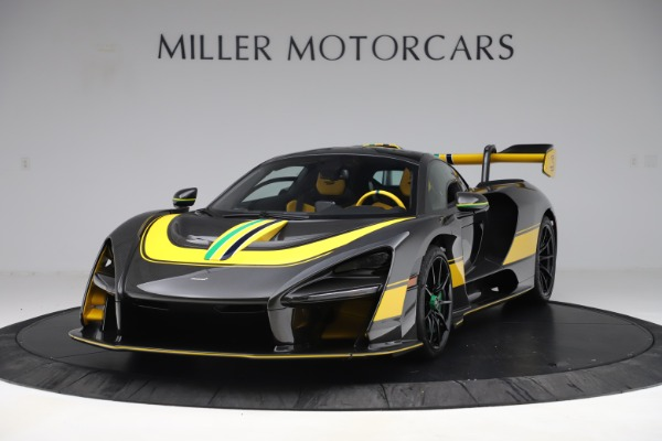 Used 2019 McLaren Senna for sale Sold at Rolls-Royce Motor Cars Greenwich in Greenwich CT 06830 12