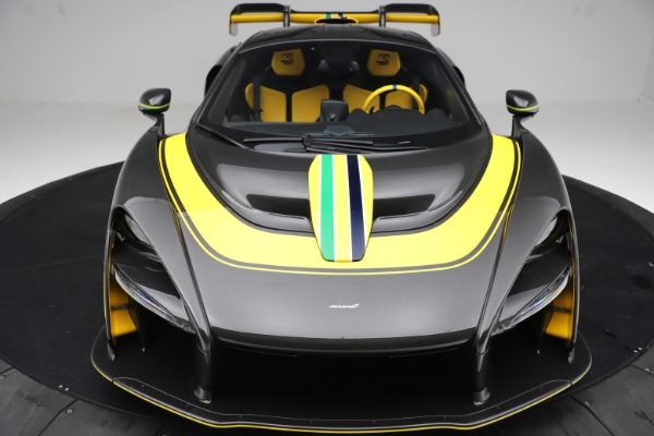 Used 2019 McLaren Senna for sale Sold at Rolls-Royce Motor Cars Greenwich in Greenwich CT 06830 13